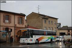 Mercedes-Benz Intouro – RDT 31 (Régie départementale de Transport de la Haute-Garonne) / liO (ex – Arc-en-Ciel) - Photo of Bretx