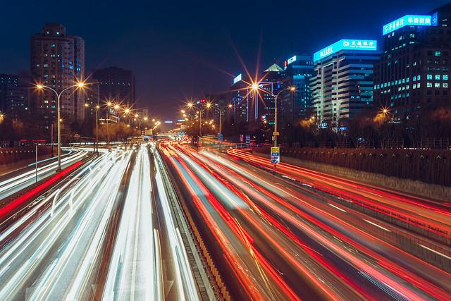 北京西二环