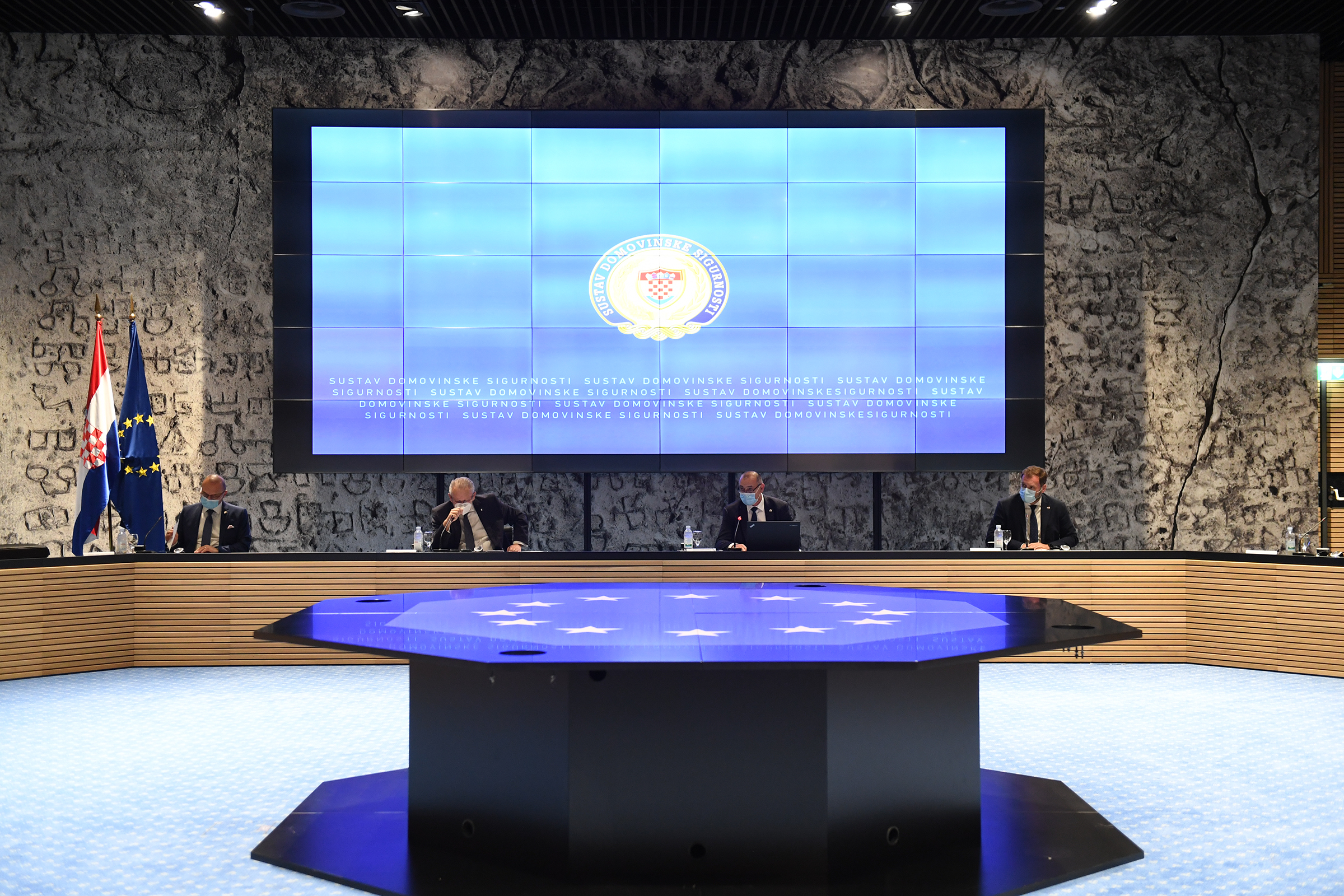 Održana sjednica Koordinacije za sustav domovinske sigurnosti
