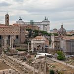 Forum Romain, Rome, 2020 - https://www.flickr.com/people/29248605@N07/