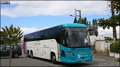 Scania Touring – Transdev CTA (Compagnie des Transports de l'Atlantique) (STAO PL, Société des Transports par Autocars de l'Ouest – Pays de la Loire) / Aléop (Pays de la Loire) n°25604