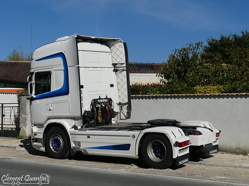 SCANIA R500 V8 - _ / STV