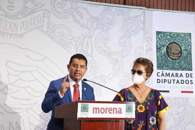 28/10/2020 Conferencia De Prensa Diputado Daniel Gutiérrez