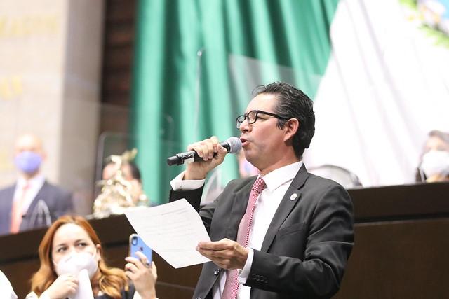 27/10/2020 Tribuna Diputado Iván Arturo Pérez Negrón