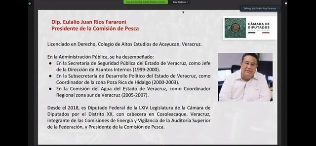 26/10/2020 Comisión De Presupuesto Y Cuenta Pública