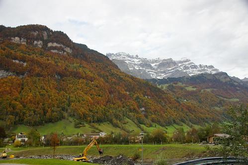Herbst im Glarnerland