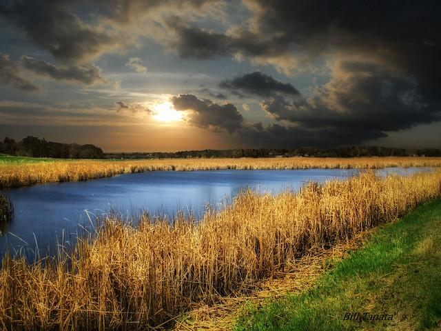 Photo:Prairie wetlands g3 By Bill Tanata