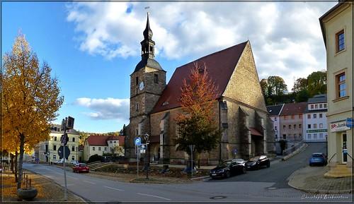 St. Wolfgangskirche zu Glashütte