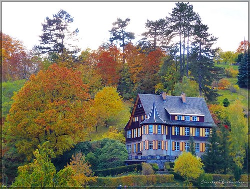 Wohnhaus im Heimatstil (Alte Bergstr. 22 in Glashütte)