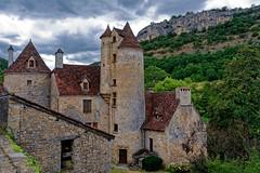 Autoire - Château de Limargue - Photo of Albiac
