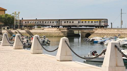 Class 0600 DMU - Faro, Portugal