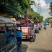 Tuktuk de Bangkok