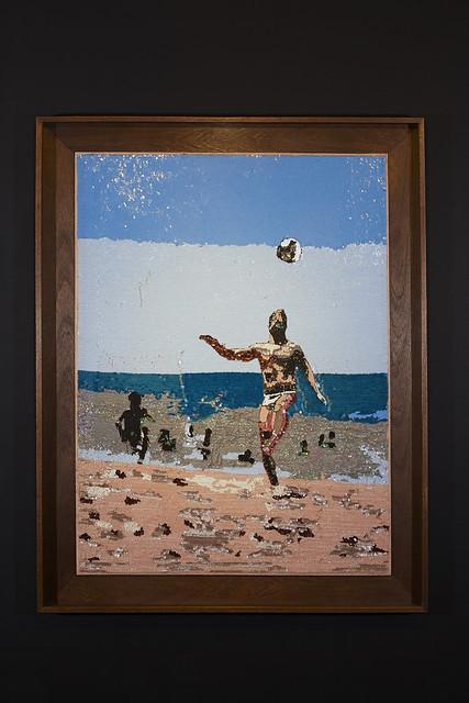 2020 - Pinturas Texteis - Série Buracão Beach