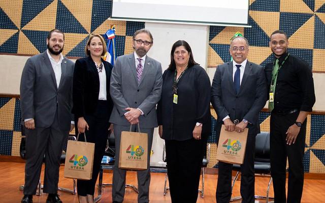 Panel Retos de la Hotelería en la República Dominicana. Turismo UTESA