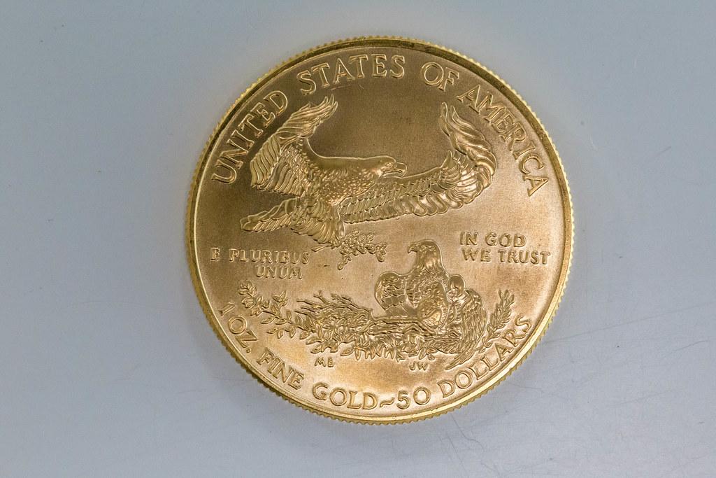 American Eagle 2020 Goldmünze der United States Mint Prägestätte: Sammlerstück für Münzsammlung