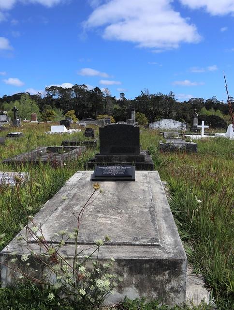 Photo:Roman Catholic Division C, Row 16, Plot 53 By Discover Waikumete Cemetery