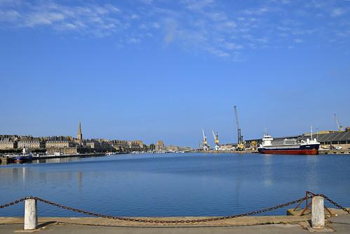 Saint-Malo / Bassin Vauban