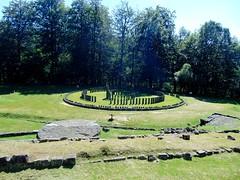 vestigii antice-sarmizegetusa regia/ancient remains-sarmizegetusa regia