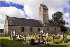 Eglise et cimetière de St-Ursin