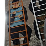 Murale di Agostino Iacurci;  Via Aquilonia Pigneto - https://www.flickr.com/people/82911286@N03/