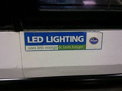 LED ligthing - might be the next big thing :P