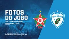 01-11-2020: Boa Esporte x Londrina