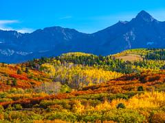 Dallas Divide & Colorado Mountains Autumn Colors Fall Foliage Fine Art Landscape Nature Photography Fuji GFX 100 Autumn Aspens! Elliot McGucken 45EPIC Master Medium Format Photographer Fujifilm GFX100 & Fujinon GF Mount Lens!
