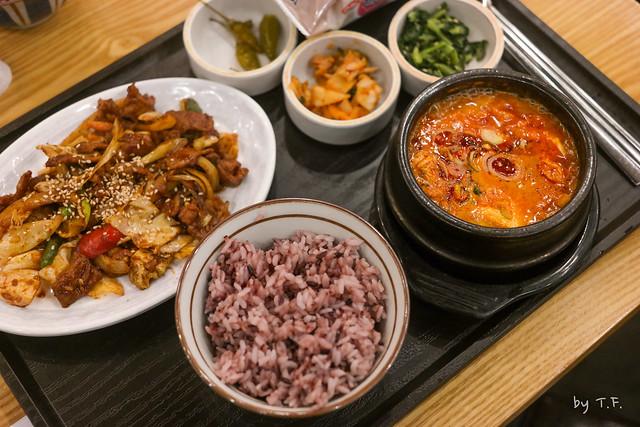 남영역 제순식당