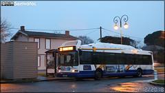 Heuliez Bus GX 317 GNV – Tisséo n°0325