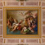 Plafond de la  Galerie Borghese, Rome, 2020 - https://www.flickr.com/people/29248605@N07/