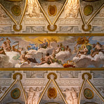 Le Concile des Dieux, Giovanni Lanfranco, Galerie Borghese, Rome, 2020 - https://www.flickr.com/people/29248605@N07/