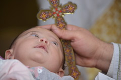 Baptism of Marina Gerges