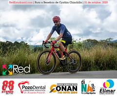 Ciclismo Ruta a Beneficio de Cynthia Chinchilla 2020 Dia 1