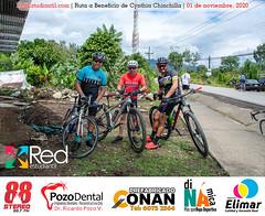 Ciclismo Ruta a Beneficio de Cynthia Chinchilla 2020 Dia 2