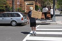Anonymous DC April raid, April 18, 2009