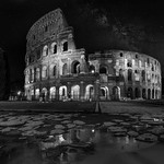 The Colosseum - https://www.flickr.com/people/37791930@N05/