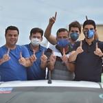 Carreata - Campanha Zé do Rádio - Itiúba - Novembro/2020
