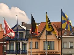 Marke  section de Courtrai .- Province de Flandre-Occidentale Belgique - Photo of Neuville-en-Ferrain