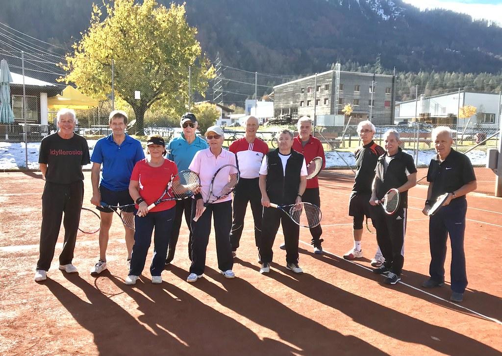 Oldies Tennis 2020