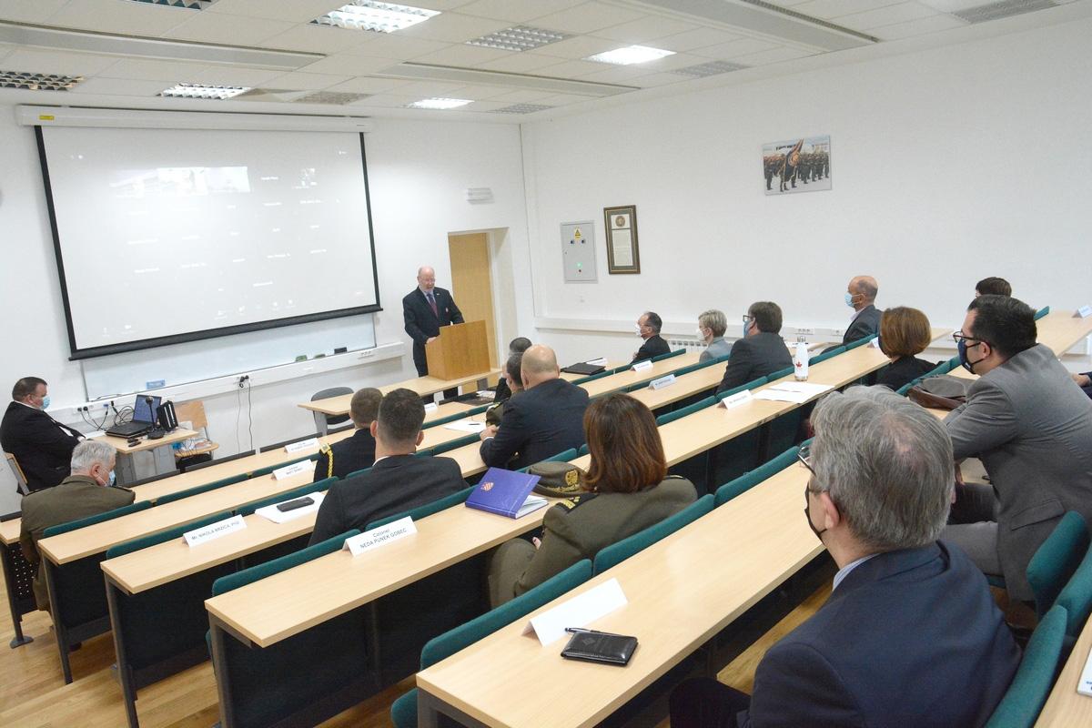 Održana radionica o strateškoj komunikaciji na HVU