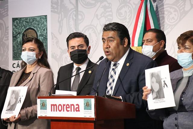 22/10/2020 Conferencia De Prensa Diputados Del Estado De México