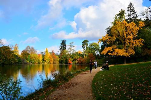 Jogging Bois de Boulogne Paris _0947