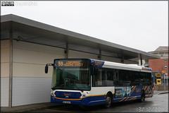 Heuliez Bus GX 327 – Tisséo n°0702