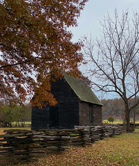 National Colonial Farm Storehouse