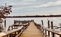 Fishing Pier at Piscataway Park