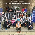 Stage de cohésion du PERF - Vallon-Pont-d'Arc (07) - 22>24 octobre 2020
