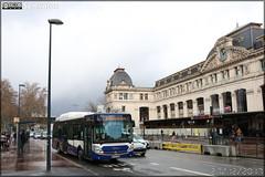 Irisbus Citélis  12 CNG – Tisséo n°0917