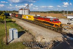 KCS 5014 | GE ET44AC | CN Fulton Subdivision