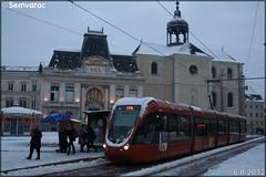 Alstom Citadis – Setram (Société d'Économie Mixte des TRansports en commun de l'Agglomération Mancelle) n°1023 (Cénomane)