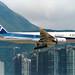 All Nippon Airways | Boeing 777-200 | JA704A | Hong Kong International